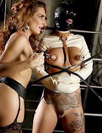 New Sensations - Kleio Valentien & Savannah Fox - She's In Charge 2